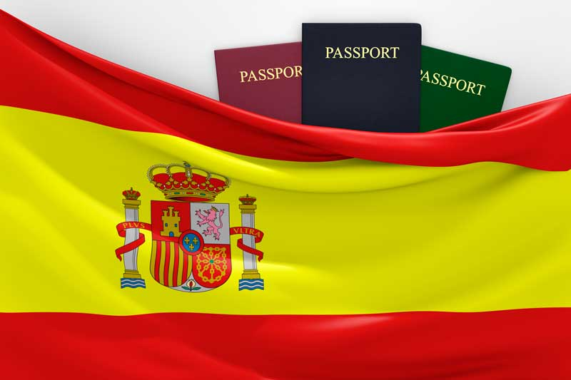 Requirements for the Spanish nationality for residence