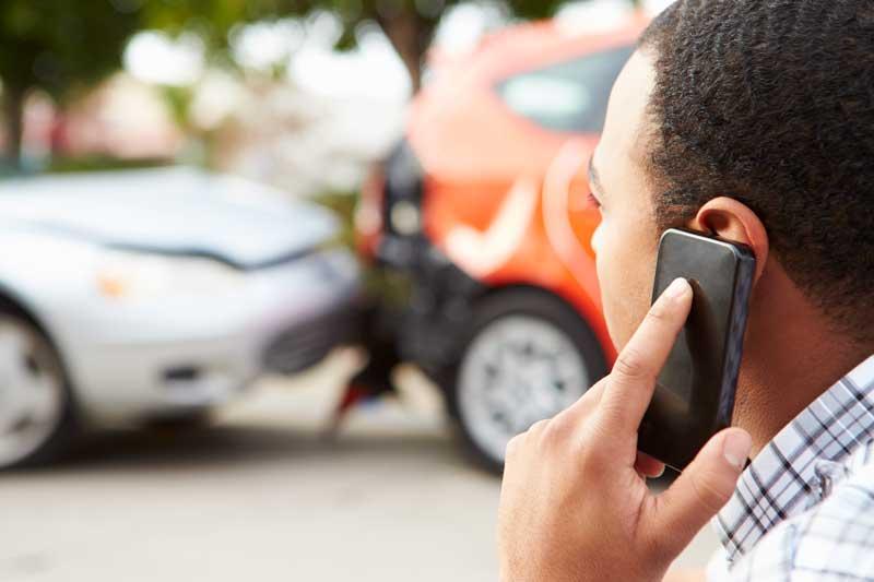¿Quién tiene derecho a reclamar una indemnización tras sufrir un  accidente de tráfico?